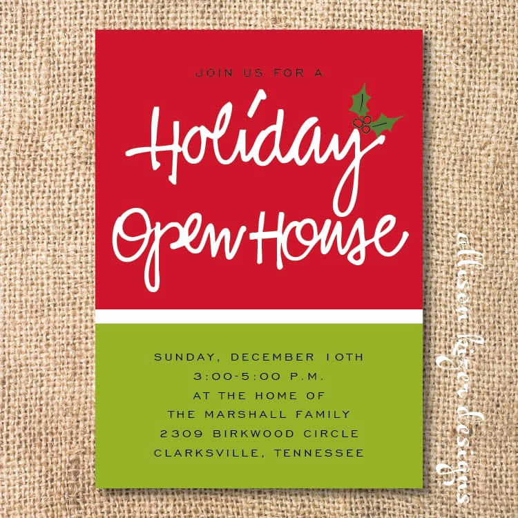 Open House Invitation Wording Lovely Open House Invitation