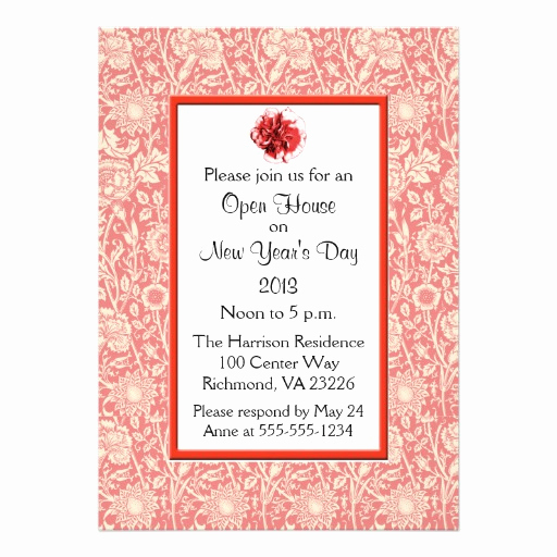 Open House Invitation Wording Unique Open House Invitations by Invitationconsultants