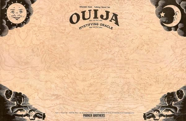 Ouija Board Invitation Template Best Of 15 Best Ouija Board Images On Pinterest