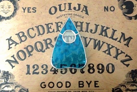 Ouija Board Invitation Template Fresh Glass Planchette Nereid Ouija