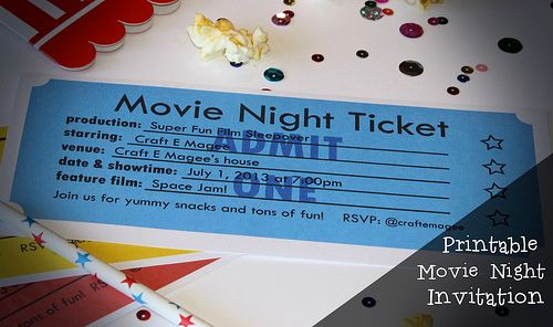 Outdoor Movie Night Invitation New 17 Best Images About Diy Outdoor Backyard Movie theater