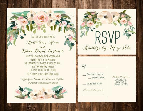 Outdoor Wedding Invitation Wording Beautiful 10 Stunning Spring 2016 Wedding Invitations thebridebox
