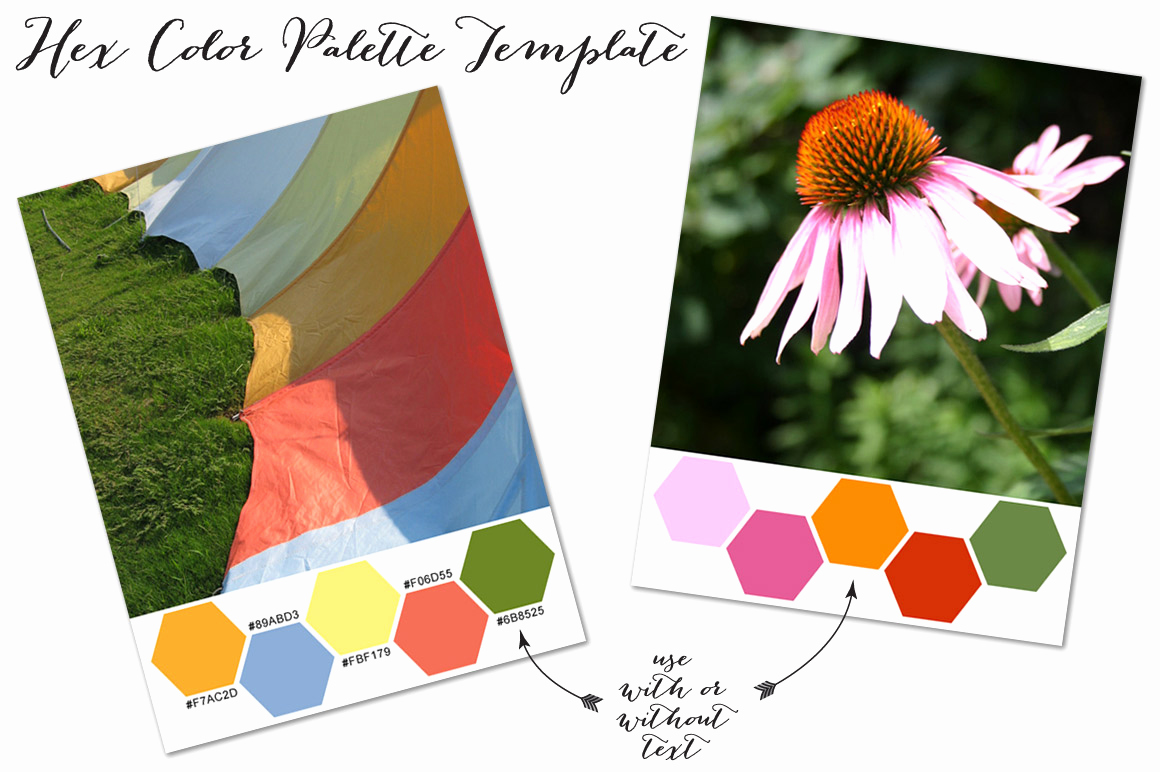 Paint Palette Invitation Template Lovely Hex Color Palette Layout for Blogs Website Templates On