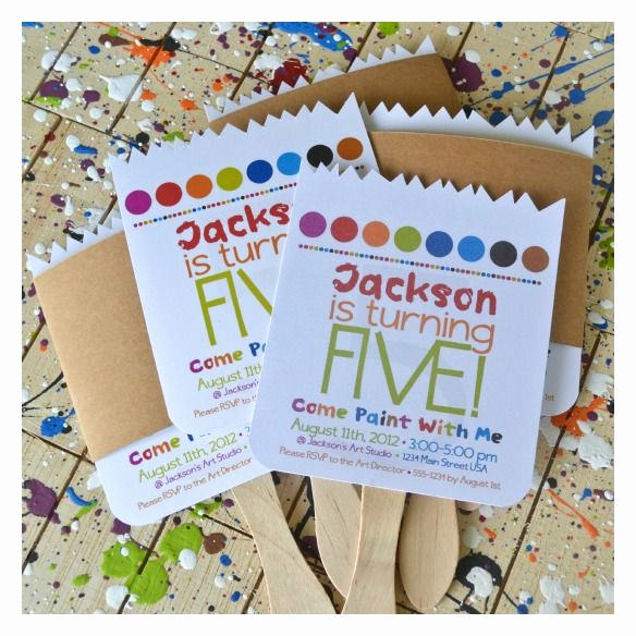Paint Party Invitation Wording Awesome 25 Best Ideas About Art Party Invitations On Pinterest