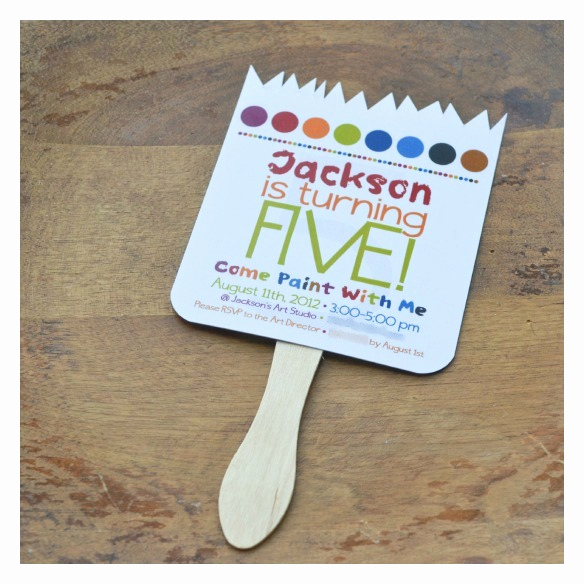 Painting Party Invitation Wording Lovely Art Party Invitations On Pinterest