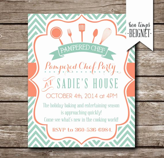 Pampered Chef Bridal Shower Invitation Best Of Pinterest • the World's Catalog Of Ideas