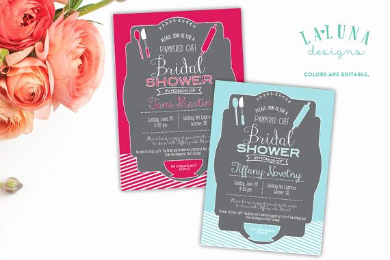 Pampered Chef Bridal Shower Invitation Lovely Best 25 Kitchen Bridal Showers Ideas On Pinterest