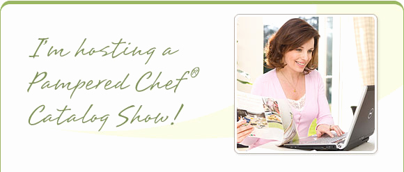 Pampered Chef Party Invitation Fresh I M Hosting A Pampered Chef Catalog Show Right Here On My