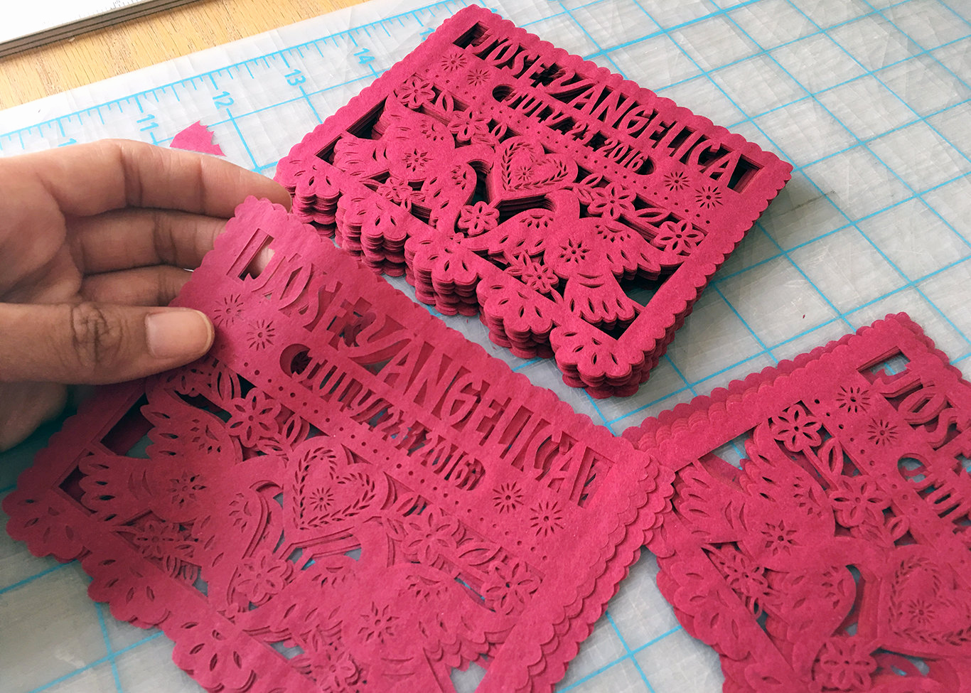 Papel Picado Invitation Template Elegant Mexican Wedding Invitation Inserts Personalized Custom