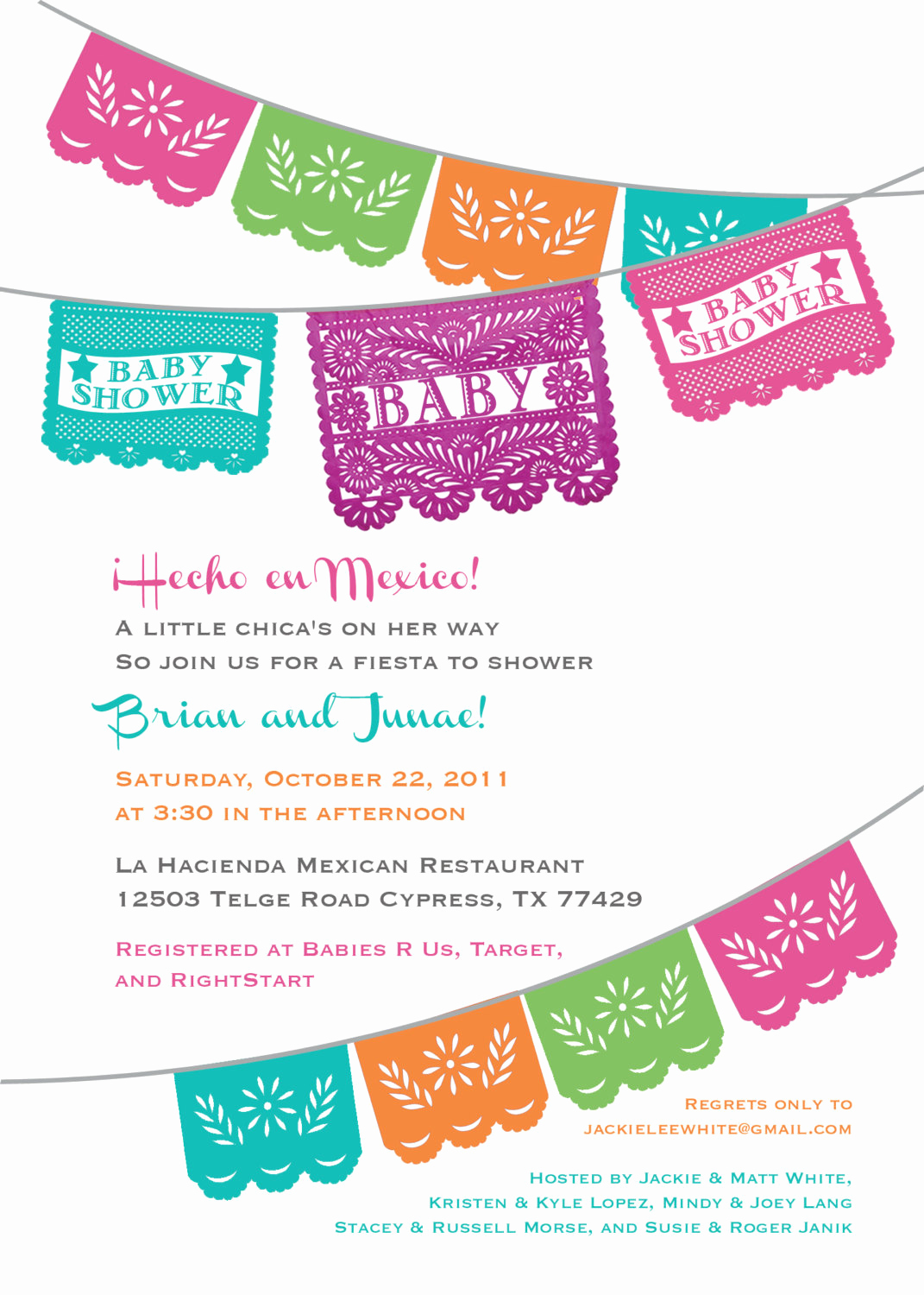 Papel Picado Invitation Template Inspirational Unavailable Listing On Etsy