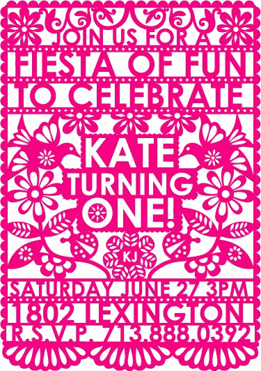Papel Picado Invitation Template New Best 25 Papel Picado Ideas On Pinterest