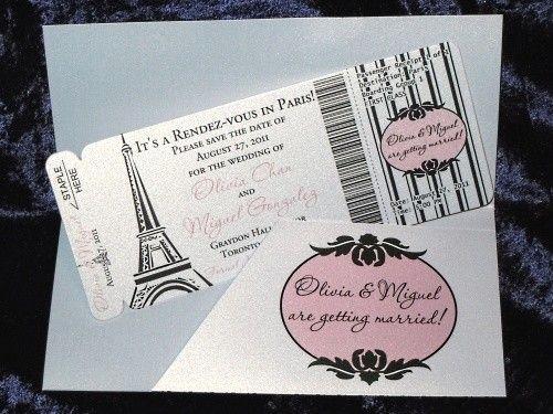 Paris Boarding Pass Invitation Unique 102 Best Images About Paris themed Debut On Pinterest
