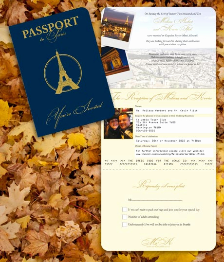 Paris Passport Invitation Template Best Of Paris Wedding Invitations