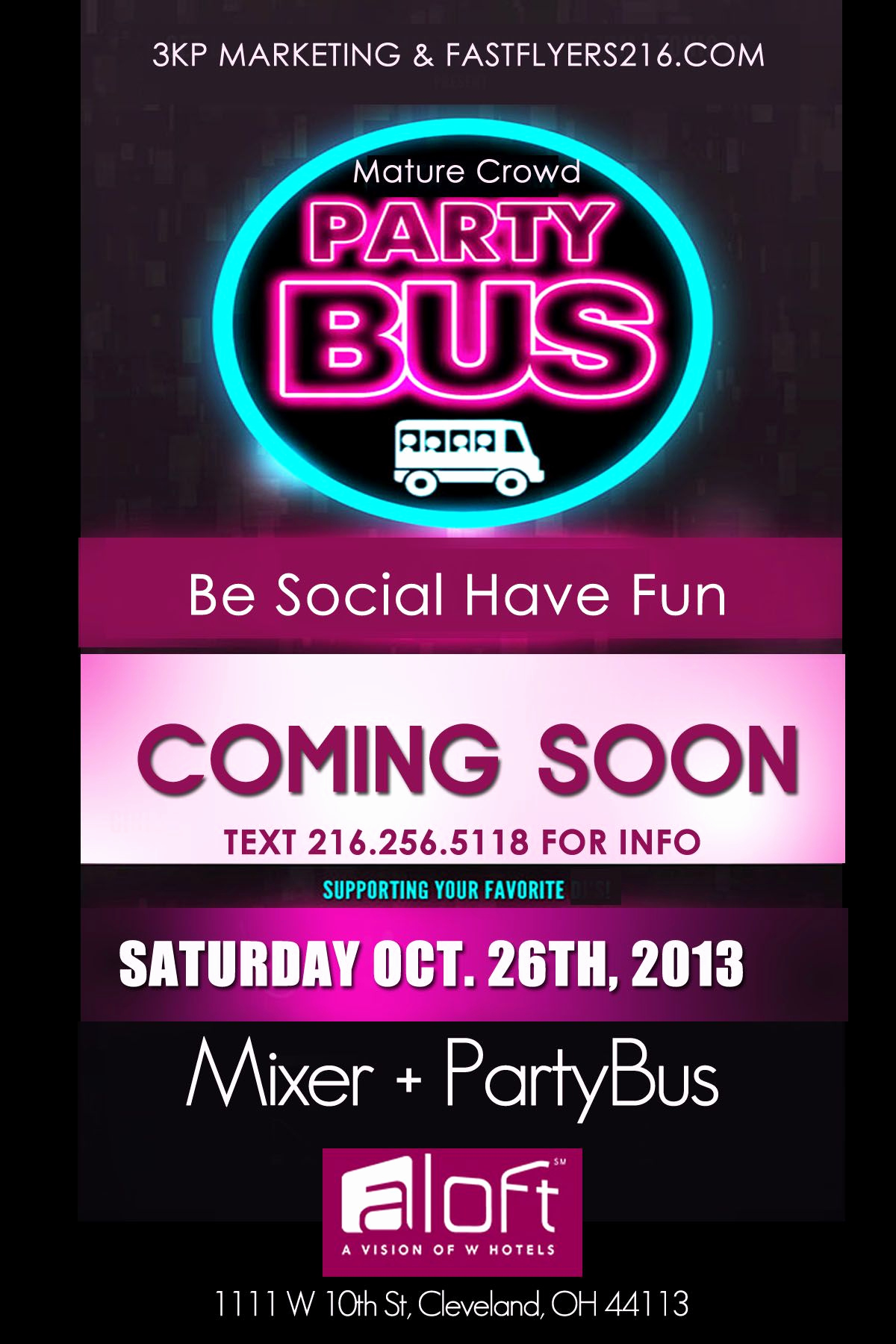 Party Bus Invitation Wording New Party Bus Invitation Template