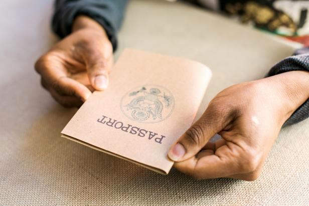 Passport Wedding Invitation Template Luxury How to Make A Passport Style Invitation