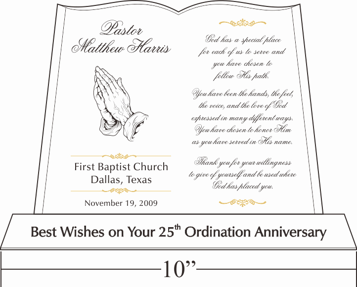 Pastor Anniversary Invitation Letter Beautiful Pastor Anniversary Tributes and Sample Wordings