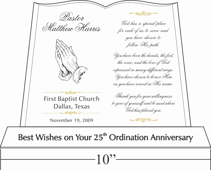 Pastor Installation Service Invitation Best Of Pastor Anniversary Tributes and Sample Wordings