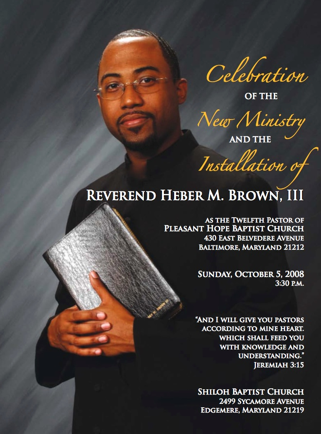 Pastor Installation Service Invitation Unique Best S Of Baptist Church Installation Services