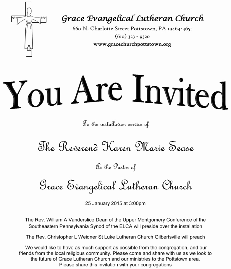 Pastoral Anniversary Invitation Letter Elegant Sample Invitation Letter for Church Anniversary