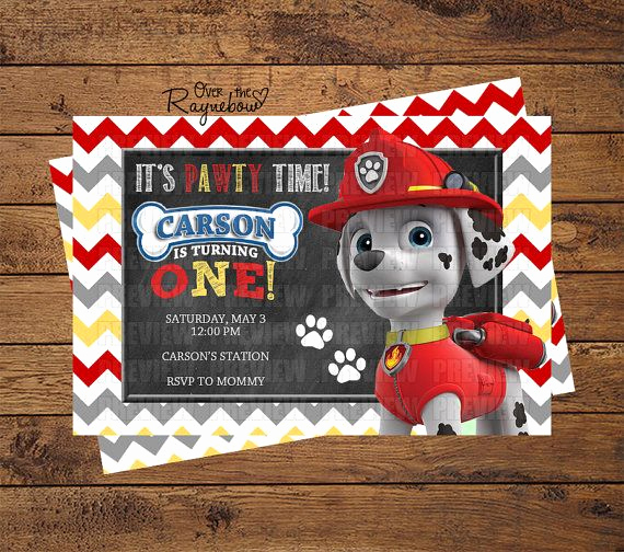 Paw Patrol Invitation Ideas Best Of Best 25 Paw Patrol Invitations Ideas On Pinterest