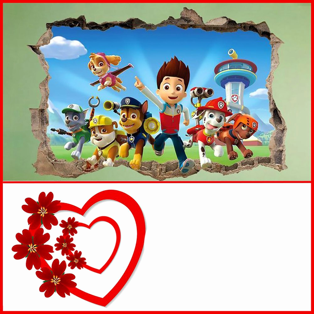 Paw Patrol Invitation Templates Inspirational Make Printable Paw Patrol Invitations Using Free Templates
