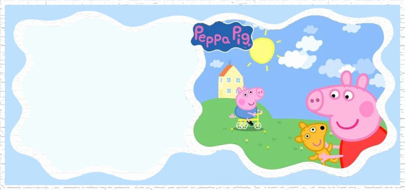 Peppa Pig Invitation Template Awesome Incredible Peppa Pig Invitation Templates Free and