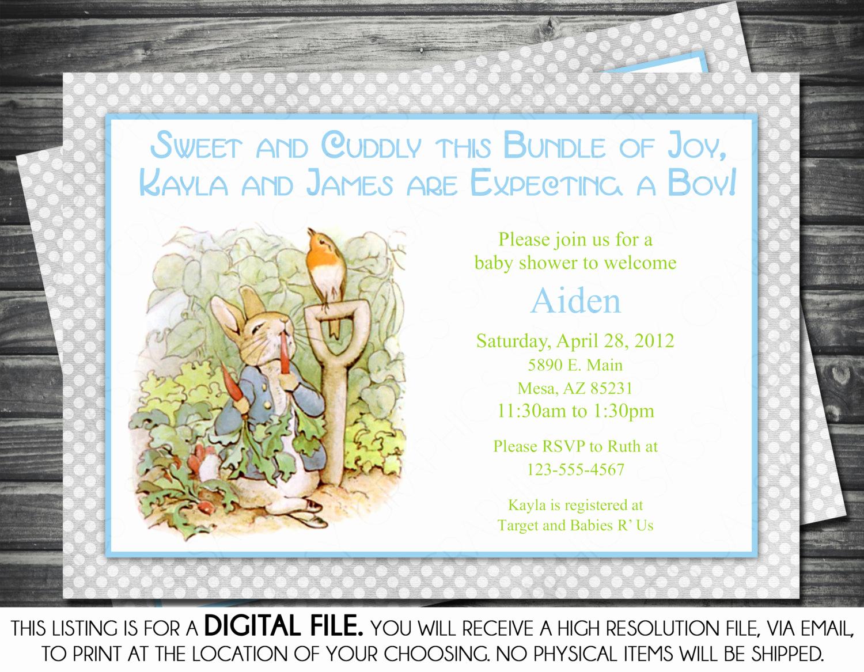 Peter Rabbit Baby Shower Invitation Fresh Chandeliers & Pendant Lights