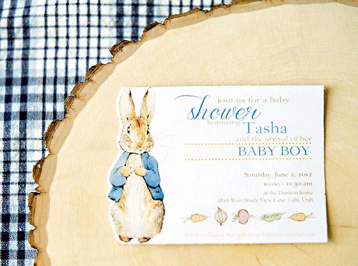 Peter Rabbit Baby Shower Invitation Fresh Linnea Farnsworth Graphy Peter Rabbit Baby Shower
