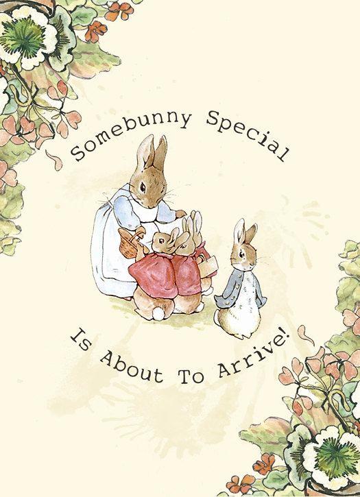 Peter Rabbit Baby Shower Invitation New Peter Rabbit Printable Baby Shower Invitations Digital