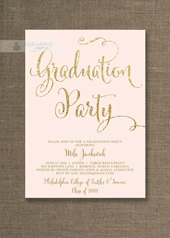 2015 phd graduation party ideas