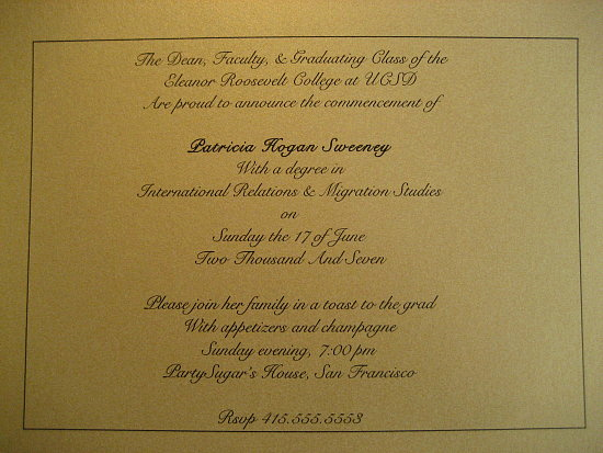 Phd Graduation Invitation Wording Beautiful Planning A Doctorate Graduation Party