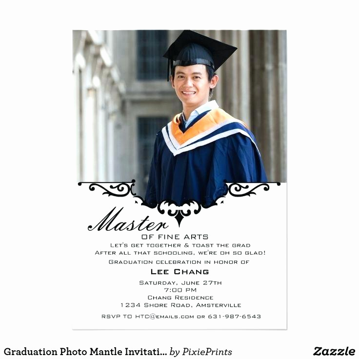 Phd Graduation Invitation Wording Lovely Phd Graduation Invitation Cards Templates Word High School