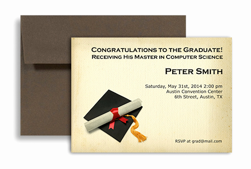 Phd Graduation Invitation Wording Unique 2019 Graduate Phd Mba Master Printable Graduation