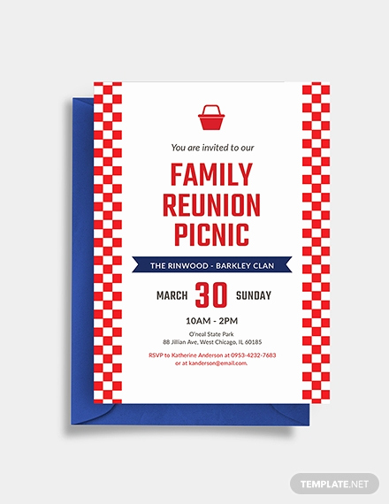 Picnic Invitation Templates Free Lovely Free Summer Picnic Party Invitation Template Download 344