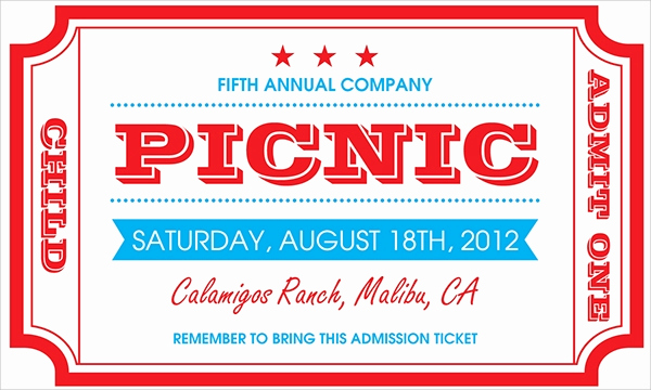 Picnic Invitation Templates Free New 16 Picnic Invitations Psd Eps Ai Word