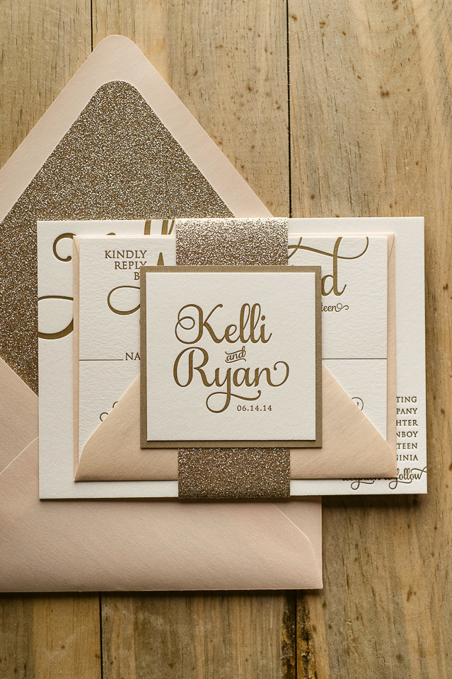 Pinterest Wedding Invitation Ideas Awesome Real Wedding Kelli and Ryan