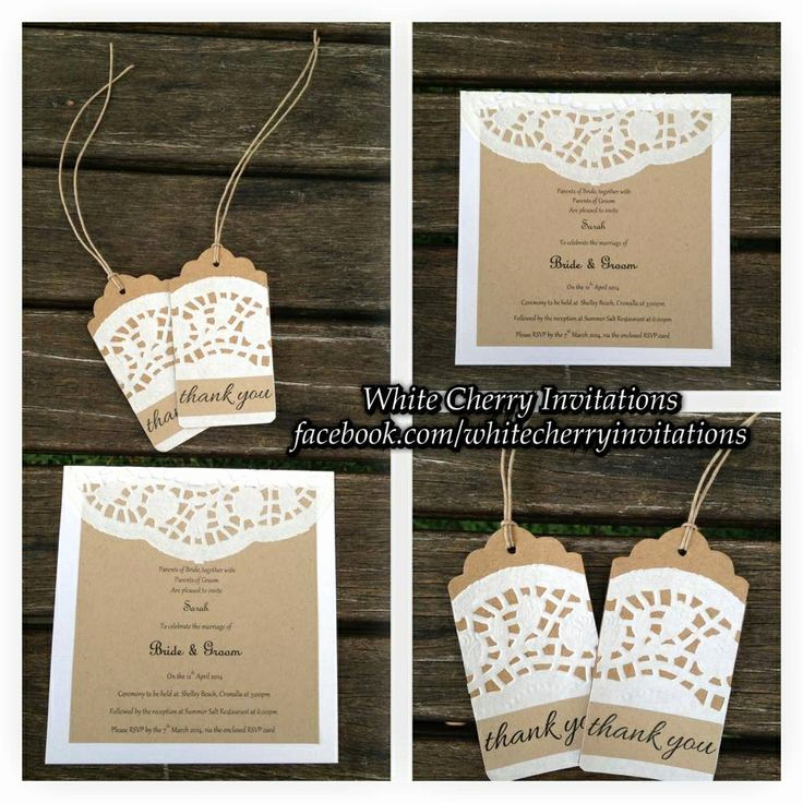 Pinterest Wedding Invitation Ideas Elegant Doily Invites Wedding Invitation Ideas