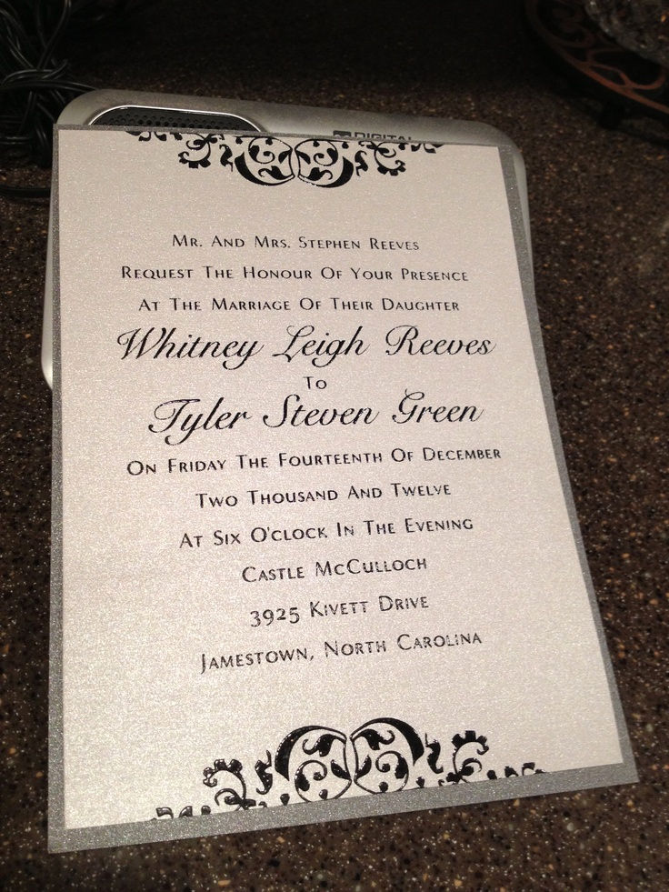 Pinterest Wedding Invitation Ideas New Wedding Invitation Wedding Ideas