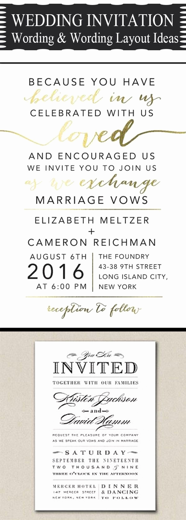 Pinterest Wedding Invitation Wording Inspirational 25 Best Ideas About Wedding Invitation Wording On