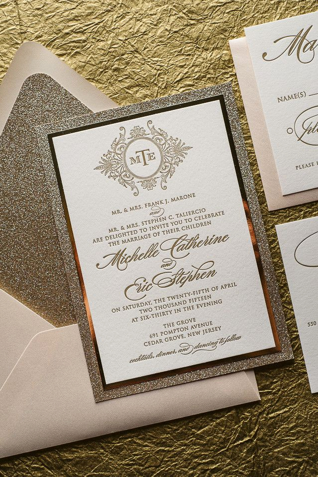 Pinterest Wedding Invitation Wording Lovely 25 Best Ideas About Elegant Wedding Invitations On