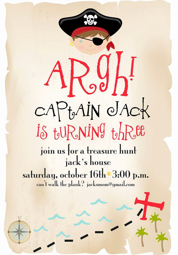 Pirate Party Invitation Wording Unique Best 25 Pirate Birthday Parties Ideas On Pinterest