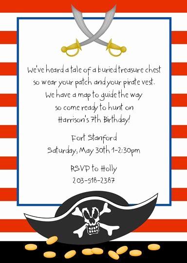 Pirate Party Invitation Wording Unique Pirate Birthday Party Invitation Wording Ideas