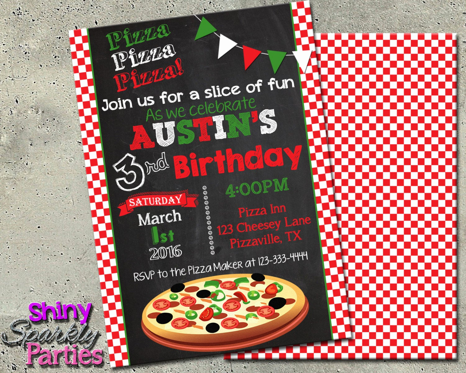 Pizza Party Invitation Templates Unique Pizza Party Invitation Pizza Invitation Pizza Party Invite