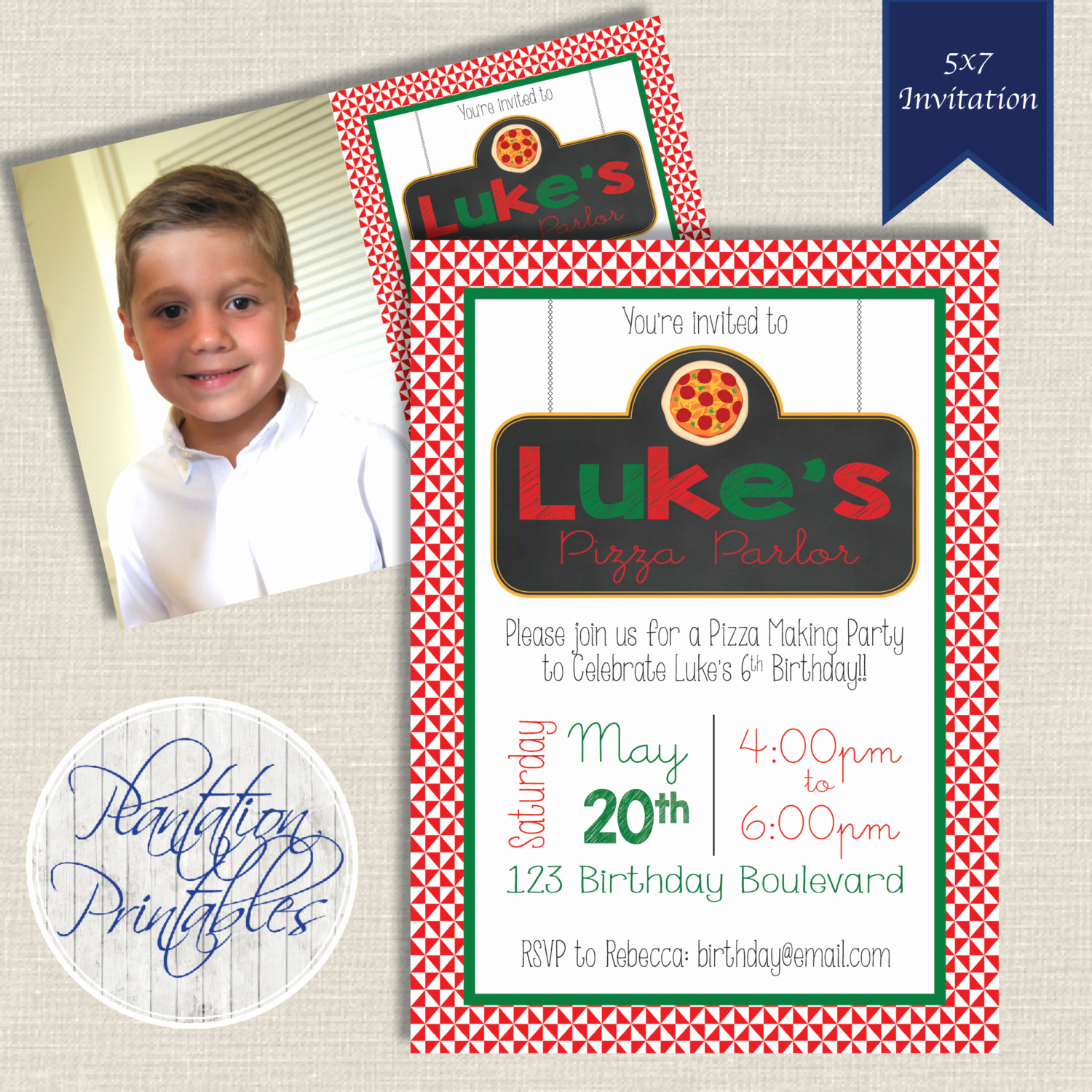Pizza Party Invitation Wording Best Of Pizza Party Birthday Invitation Digital File You Print