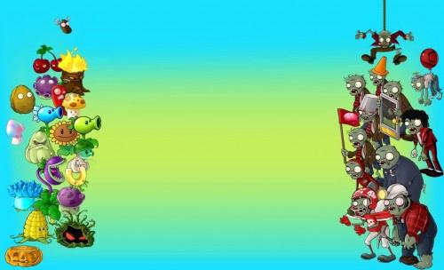 Plants Vs Zombies Invitation Template Awesome Imágenes De Plants Vs Zombies