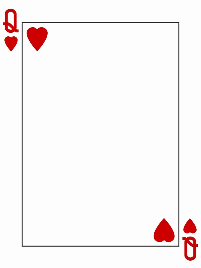 Playing Card Invitation Template Free Best Of Pin by Char Huffman On Disney Stuff In 2019