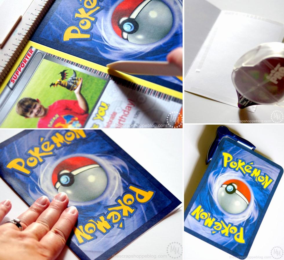 Pokemon Card Birthday Invitation Inspirational Pokémon Card Birthday Invitation the Scrap Shoppe