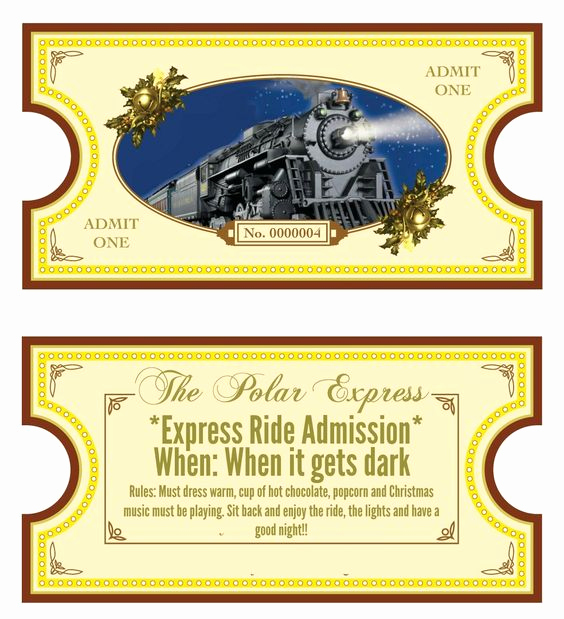 Polar Express Invitation Template Luxury Advent Calendar Lights and Christmas Lights On Pinterest