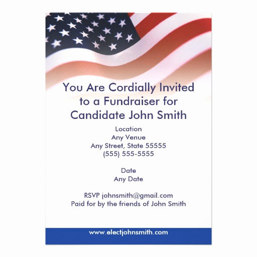 Political Fundraiser Invitation Wording Best Of 1 000 Fundraising Invitations Fundraising Announcements