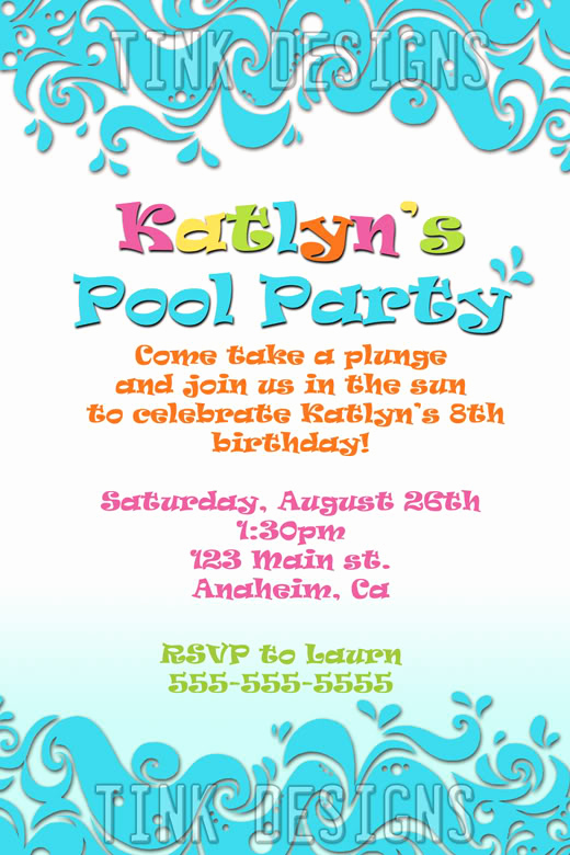 Pool Party Invitation Wording Beautiful Adult Pool Party Quotes Quotesgram